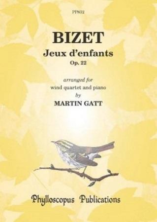 JEUX D'ENFANTS Op.22 (score & parts)