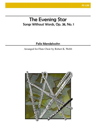 THE EVENING STAR from Songs Without Words, Op.38, No.1