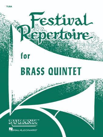 FESTIVAL REPERTOIRE tuba