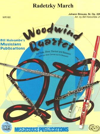 RADETZKY MARCH Op.228 (score & parts)