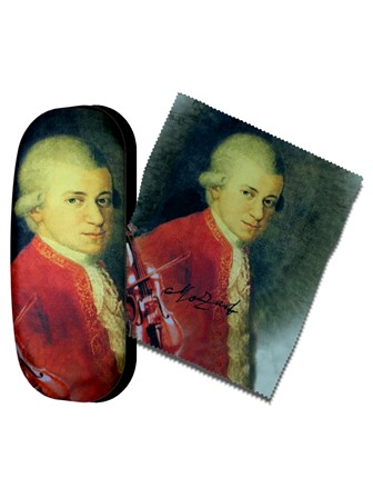SPECTACLE CASE Mozart (Bright)