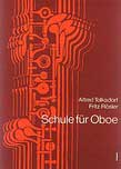 SCHULE FUR OBOE I (German/English text)