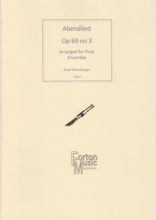 ABENDLIED Op.69 No.3