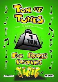 TON OF TUNES (treble clef)