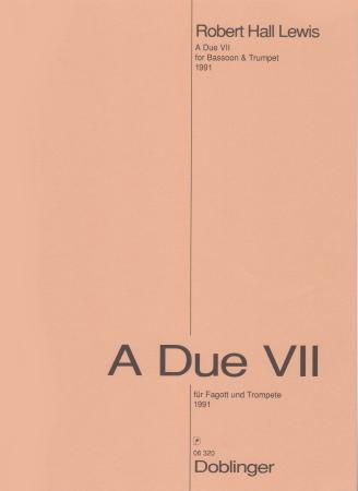 A DUE VII (1991)