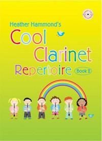 COOL CLARINET REPERTOIRE Book 2 + CD