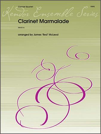 CLARINET MARMALADE (score & parts)