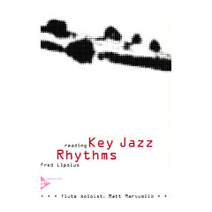 READING KEY JAZZ RHYTHMS + CD