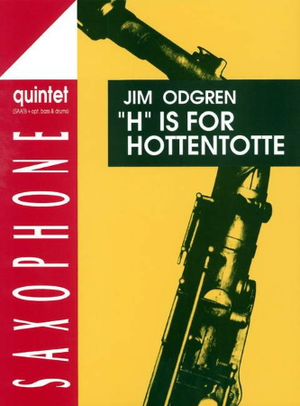 H' IS FOR HOTTENTOTTE