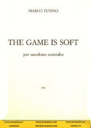 THE GAME IS SOFT (1988)