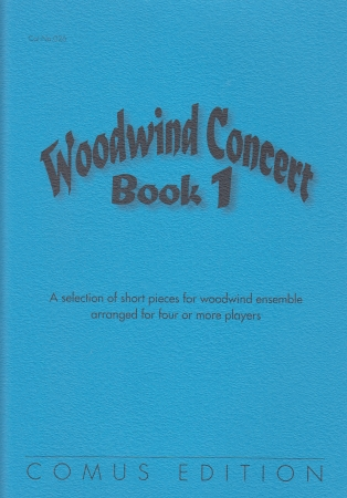 WOODWIND CONCERT Book 1