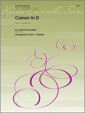 CANON in D (score & parts)