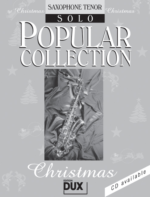 POPULAR COLLECTION CHRISTMAS Volume 1 book only