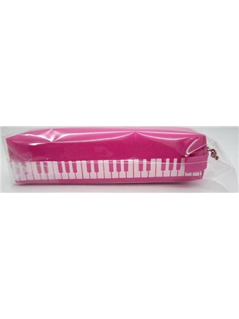 PENCIL CASE Keyboard Design (Pink)
