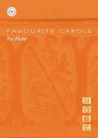 FAVOURITE CAROLS FOR FLUTE + CD