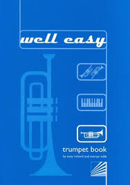 WELL EASY TRUMPET BOOK 8 easy solos/duets