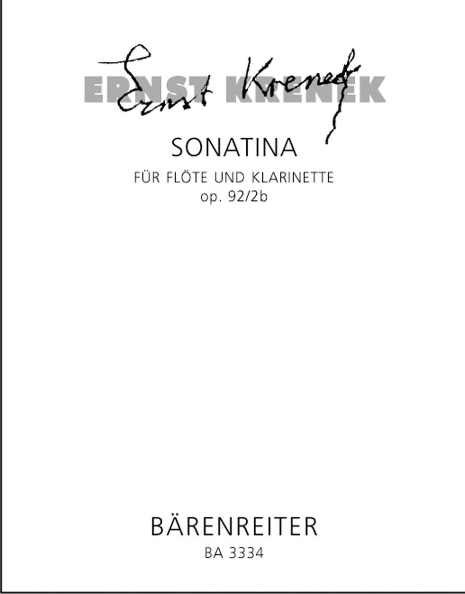 SONATINA Op.92/2b