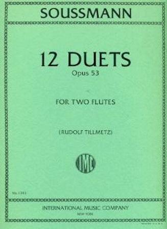 12 DUETS Op.53