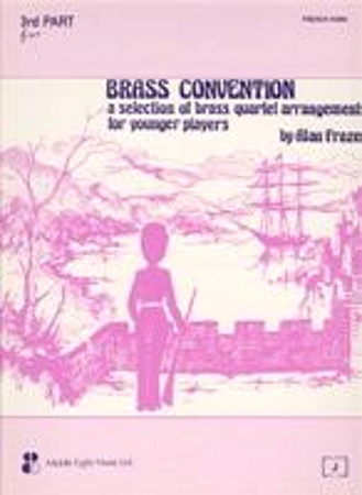 BRASS CONVENTION Part 3 F treble clef