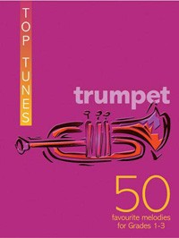 TOP TUNES FOR TRUMPET (with chord symbols)