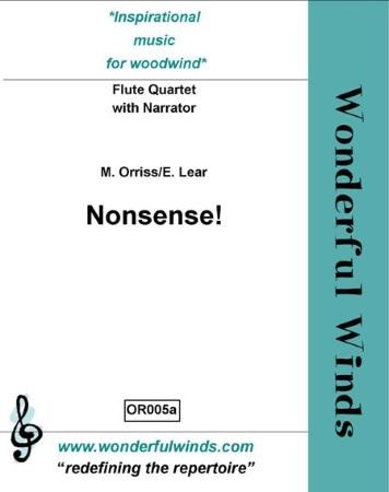 NONSENSE! (score & parts)