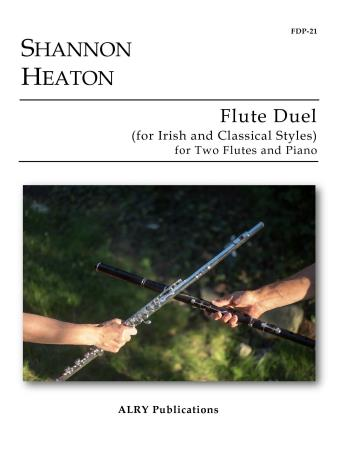 FLUTE DUEL (for Irish and Classical Styles)