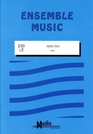 ABBA HITS (score & parts)