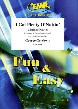 I GOT PLENTY O'NUTTIN' (score & parts)