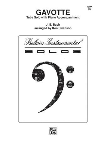 GAVOTTE bass clef
