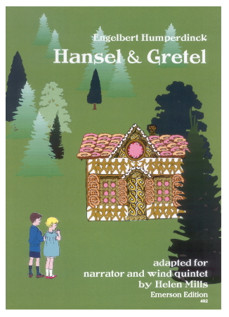 HANSEL AND GRETEL with narrator