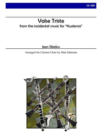 VALSE TRISTE (score & parts)