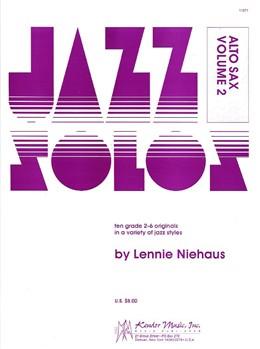 JAZZ SOLOS Volume 2