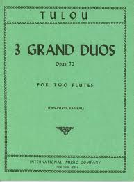 THREE GRAND DUOS Op.72