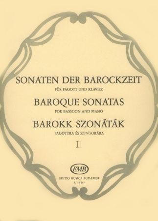 BAROQUE SONATAS Volume 1
