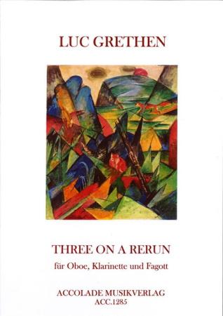 THREE ON A RERUN