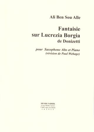 FANTAISIE on  Lucrezia Borgia
