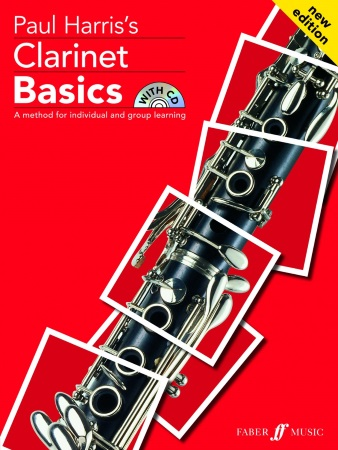 CLARINET BASICS Pupil's Book + CD