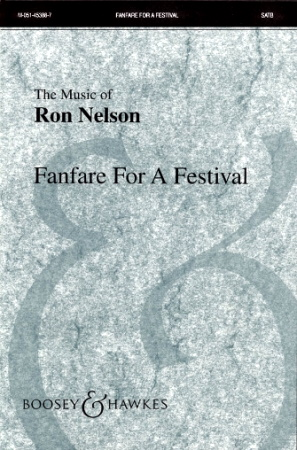 FANFARE FOR A FESTIVAL (set of brass parts)