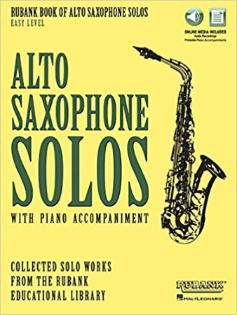 ALTO SAXOPHONE SOLOS Easy Level