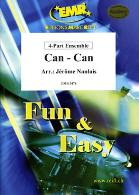 CAN-CAN (score & parts)