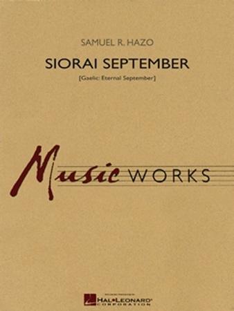 SIORAI SEPTEMBER (score & parts)