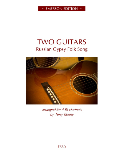 TWO GUITARS score & parts