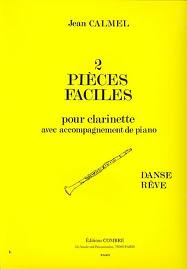 2 PIECES FACILES: Danse, Reve