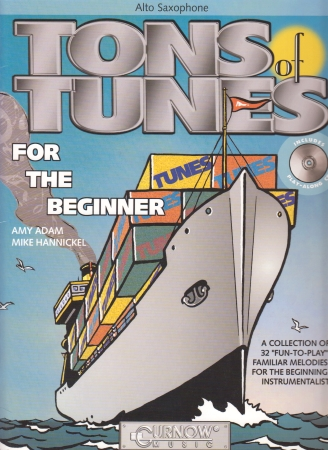 TONS OF TUNES for the Beginner + CD
