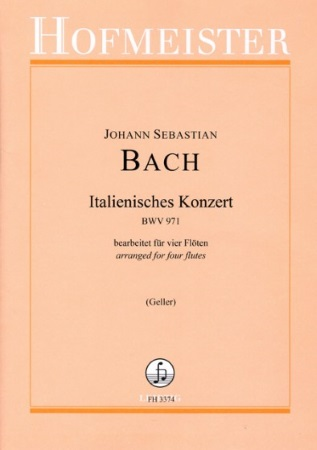 ITALIAN CONCERTO BWV971