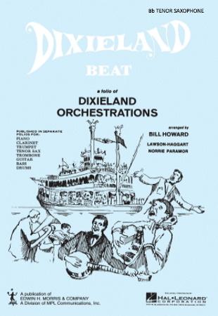 DIXIELAND BEAT tenor sax