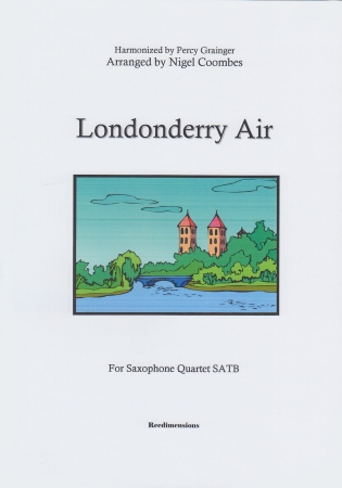 LONDONDERRY AIR (score & parts)