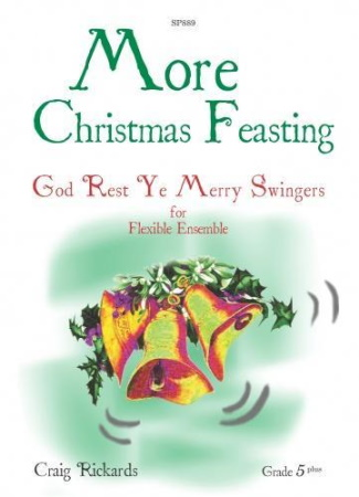 MORE CHRISTMAS FEASTING (score & parts)