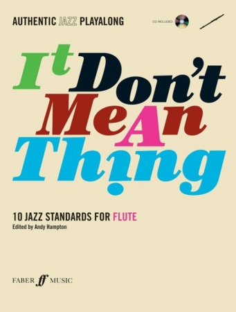 IT DON'T MEAN A THING + CD