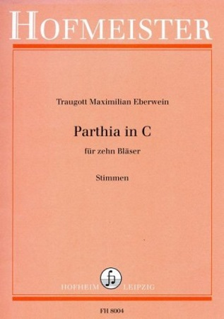 PARTHIA in C parts
